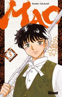 Mao T5, manga chez Glénat de Takahashi