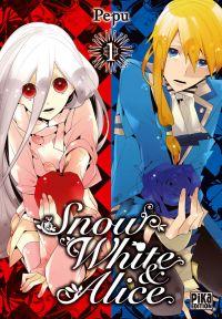 Snow White & Alice T1, manga chez Pika de PEPU