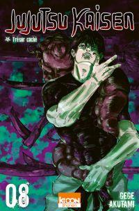 Jujutsu Kaisen T8, manga chez Ki-oon de Akutami