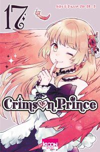 Crimson prince T17, manga chez Ki-oon de Kuwahara