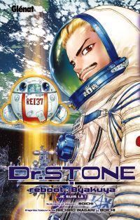Dr Stone : Reboot : Byakuya (0), manga chez Glénat de Boichi, Inagaki