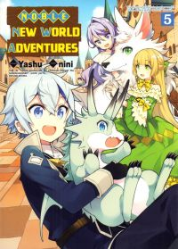 Noble new world adventures T5, manga chez Komikku éditions de Yashu