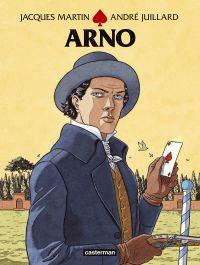 Arno T1, bd chez Casterman de Martin, Juillard