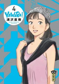 Yawara ! T4, manga chez Kana de Urasawa