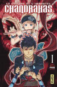 Chandrahas la légende de l'immortel T1, manga chez Kana de Monji