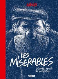Les Misérables, bd chez Glénat de Salch