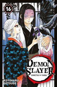 Demon slayer T16, manga chez Panini Comics de Gotouge