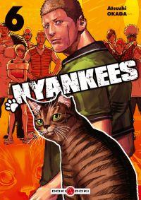 Nyankees T6, manga chez Bamboo de Okada