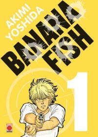 Banana fish T1, manga chez Panini Comics de Yoshida