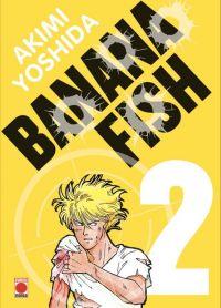 Banana fish T2, manga chez Panini Comics de Yoshida