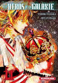 Les héros de la galaxie T11, manga chez Kurokawa de Tanaka