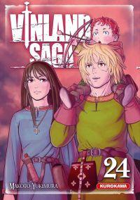 Vinland Saga T24, manga chez Kurokawa de Yukimura