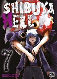 Shibuya hell T7, manga chez Pika de Hiroumi