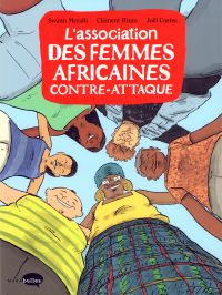 L'Association des femmes africaines  T2 : Contre-attaque (0), bd chez Marabout de Meralli, Rizzo, Costes