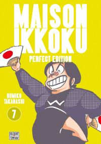 Maison Ikkoku T7, manga chez Delcourt Tonkam de Takahashi