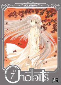 Chobits T7, manga chez Pika de Clamp