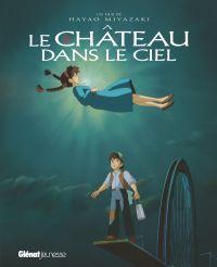 Le château dans le ciel : Roman illustré (0), manga chez Glénat de Miyazaki