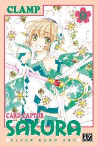 Card Captor Sakura - Clear card arc T9, manga chez Pika de Clamp