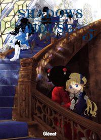Shadows house T5, manga chez Glénat de So-ma-to