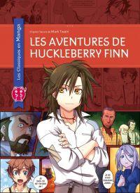 Les aventures de Huckleberry Finn, manga chez Nobi Nobi! de Chan, Twain, Chan