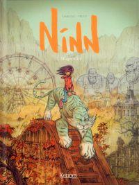 Ninn T5 : Magic city (0), bd chez Kennes éditions de Darlot, Pilet