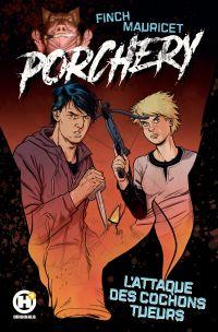 Porchery, comics chez Les Humanoïdes Associés de Finch, Mauricet