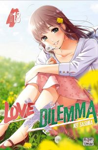 Love x dilemma T18, manga chez Delcourt Tonkam de Sasuga