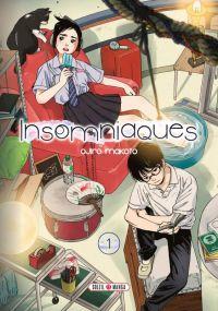 Insomniaques T1, manga chez Soleil de Ojiro