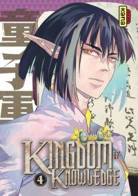 Kingdom of knowledge T4, manga chez Kana de Oda
