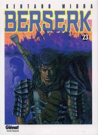 Berserk T23, manga chez Glénat de Miura