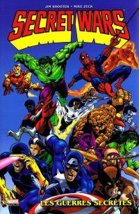 Secret Wars : Les guerres secrètes (0), comics chez Panini Comics de Shooter, Layton, Zeck, Scheele, Quality colors, Yomtov