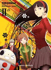 Persona 4 T2, manga chez Mana Books de Atlus, Sogabe