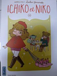 Ichiko & Niko T14, manga chez Kana de Yamamoto