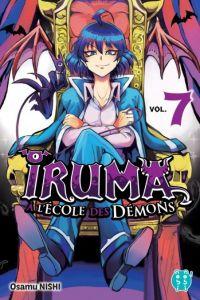 Iruma à l'école des démons T7, manga chez Nobi Nobi! de Nishi