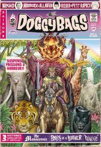 Doggybags T17, comics chez Ankama de Royer, Nikho, Maudoux, Allanva, Petit Rapace