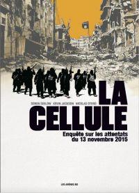 La Cellule, bd chez Les arènes de Jackson, Seelow, Otéro, 1ver2anes