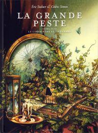 La Grande peste T2, bd chez Les arènes de Simon, Stalner, Palescandolo