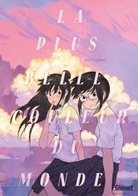 La Plus belle couleur du monde, manga chez Glénat de Zhao