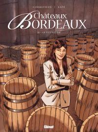 Châteaux Bordeaux T11 : Le tonnelier (0), bd chez Glénat de Corbeyran, Espé, Battistuta