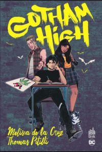 Gotham High , comics chez Urban Comics de De La Cruz, Pitilli, Muerto