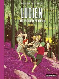 Lucien et les mystérieux phénomènes T3 : Sorcière ! (0), bd chez Casterman de le Lay, Horellou
