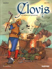 Clovis : Le premier royaume (0), bd chez Plein vent de Dupuy, Mutti, Lerolle