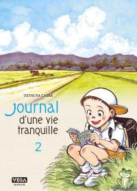 Journal d'une vie tranquille T2, manga chez Dupuis de Chiba