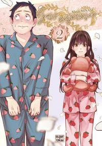 Sans expérience T2, manga chez Delcourt Tonkam de Minase