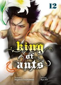 King of ants T12, manga chez Komikku éditions de Tsukawaki, Itô