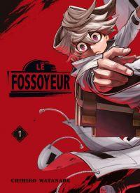 Le fossoyeur T1, manga chez Komikku éditions de Watanabe