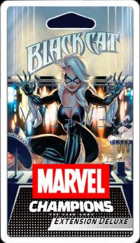 Marvel Champions : Black Cat Le Caïd  (0), comics chez Fan made de Mathieu, Collectif