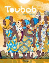 Toubab, bd chez Les aventuriers de l'Etrange de Tamarit