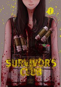 Survivor's club T1, manga chez Delcourt Tonkam de Aoisei, Anajiro