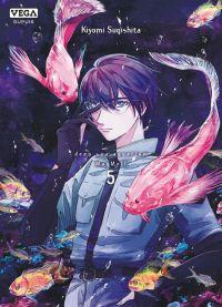 Deep sea aquarium Magmell T5, manga chez Dupuis de Sugishita